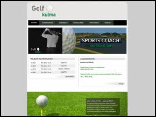 Golfkulma